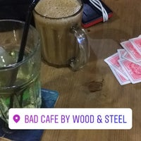 Photo taken at B.A.D Cafe by Nadzmy N. on 4/23/2017
