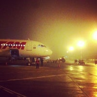 Photo taken at Campo Grande International Airport (CGR) by Pessoa J. on 6/21/2013