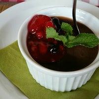 Photo taken at Restaurace Terasa by Barbora N. on 3/27/2016