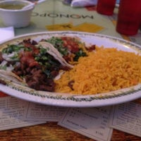 Photo taken at Lazo's Tacos by Dominick M. on 11/18/2012