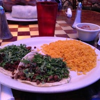 Photo taken at Lazo's Tacos by Dominick M. on 11/20/2012