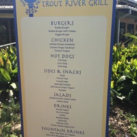 Photo taken at Jacksonville Zoo - Trout River Grill by Ray M. on 3/11/2017