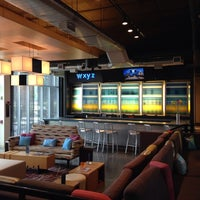 Photo taken at Aloft Jacksonville Airport by Ray M. on 12/8/2013