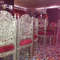 Photo taken at Abracadabra Restaurant by Aleksandra A. on 11/12/2012