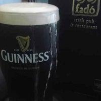 Photo taken at Fadó Irish Pub & Restaurant by John V. on 6/15/2013