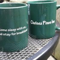 Photo taken at Chelsea Pines Inn by 🅰SLI👑 on 10/17/2013