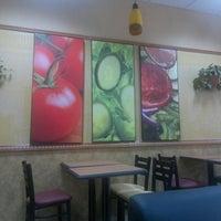 Photo taken at Subway by Sahil P. on 6/17/2013