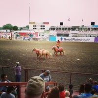 Photo taken at Wild West Arena by Nebraska O. on 6/26/2014