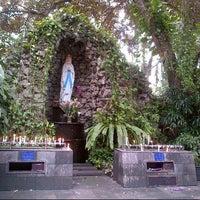 Photo taken at Gereja Santo Stefanus by Laury L. on 10/7/2012
