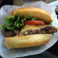 Photo taken at Shake Shack by Vasilisa M. on 3/5/2013
