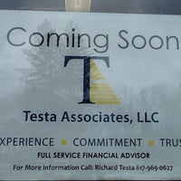 Photo taken at Testa Associates by Samantha T. on 3/1/2013