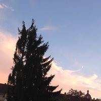 Photo taken at Mühlburg by Sabine K. on 8/13/2013