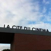 Das Foto wurde bei Cité du Cinéma von Estelle C. am 10/5/2012 aufgenommen