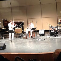 Photo taken at Coralville Center for the Performing Arts by Paola L. on 2/9/2014