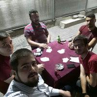Photo taken at Paşa Okey Salonu by Yusuf D. on 7/3/2016