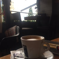 Photo taken at Corner Coffee Bar by Şefki S. on 12/19/2017