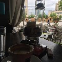 Photo taken at Corner Coffee Bar by Şefki S. on 5/21/2017
