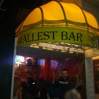 Photo taken at Smallest Bar by Cesar R. on 11/30/2012