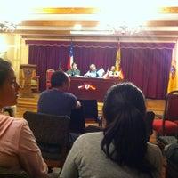 Photo taken at 2 Cía. Bomba Chile - España by Juan R. on 11/23/2012