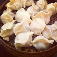 Photo taken at Qing Hua Dumpling by Corinne P. on 4/20/2013