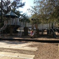 Photo taken at Landings Association Playground by James G. on 3/10/2013