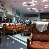 Photo taken at Cochin International Airport (COK) by Praveen S. on 1/20/2013