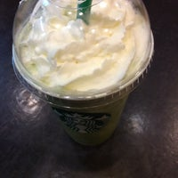 Photo taken at Starbucks by Thanyalak P. on 2/22/2017
