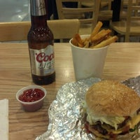 Photo taken at Five Guys by Zac B. on 12/26/2012