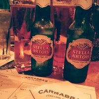 Photo taken at Carrabba's Italian Grill by Brittney L. on 3/18/2013