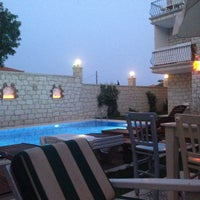 Photo taken at Derin Konak Boutique Hotel by Can H. on 5/16/2015