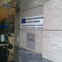 Photo taken at European Commission - J-54 - DG Devco (EuropeAid) by Emil S. on 5/22/2013