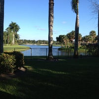 Photo taken at BallenIsles Country Club by Samantha L. on 1/28/2013