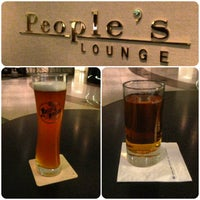 Photo taken at People's Lounge by Sergey L. on 7/19/2013