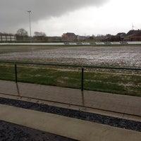 Photo taken at Kantine Sassport Boezinge by Herman V. on 1/30/2016