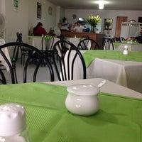 Photo taken at Restaurante El Almendro by Edison F. on 10/16/2013