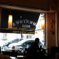 Photo taken at Downtown Deli by Augusto L. on 7/23/2013