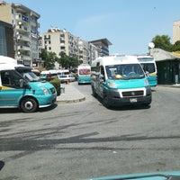Photo taken at Karşıyaka Dolmuş Durakları by Fırat T. on 6/13/2017