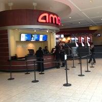 Photo taken at AMC Ward Parkway 14 by Kamilah M. on 3/8/2013