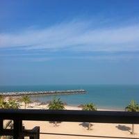 Photo taken at Marina Hotel by Shatha A. on 11/22/2012