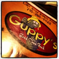 Photo taken at Guppy's Tavern by Dan S. on 5/24/2014