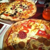 Photo taken at Pizzeria Dei Compari by Patriq C. on 2/1/2013