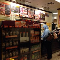Photo taken at Dunkin' Donuts by Melek H. on 10/26/2013