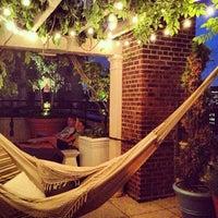 7/11/2013にEmily W.がSky Terrace at Hudson Hotelで撮った写真