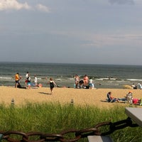 Photo taken at Surf 6 Oceanfront by Jessica R. on 7/20/2013