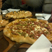 Photo taken at Pizza Hut by WulanFebry T. on 2/14/2014