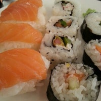 Photo taken at Sushi Club by Consuelo P. on 4/9/2013