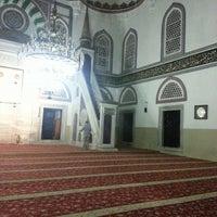 Photo taken at Yeni Cuma Camii by 61 K. on 7/8/2013