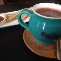Das Foto wurde bei Cacao Much von Sofia L. am 8/20/2016 aufgenommen