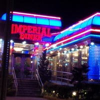 Photo taken at Imperial Diner by C T. on 5/16/2013