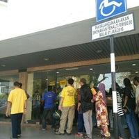 Photo taken at Maybank by Nur A. on 12/17/2016